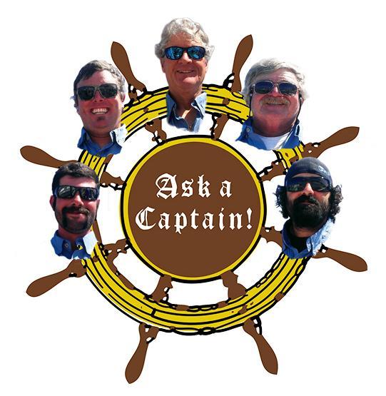 ASK A CAPTAIN logo