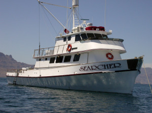 Searcher San Diego Sportfishing