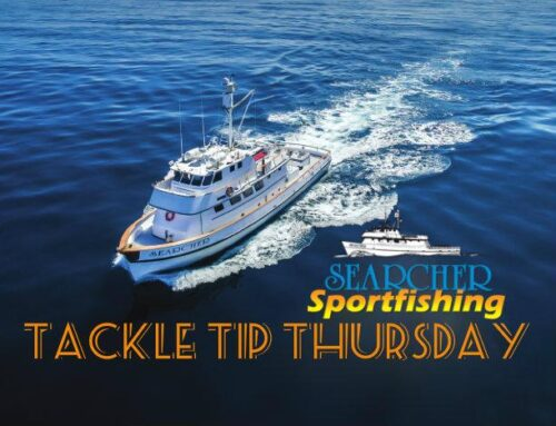 Tackle Tip Thursday Vol. 107 (Small Changes for Success)