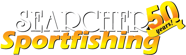 SearcherSportfishing.com Logo