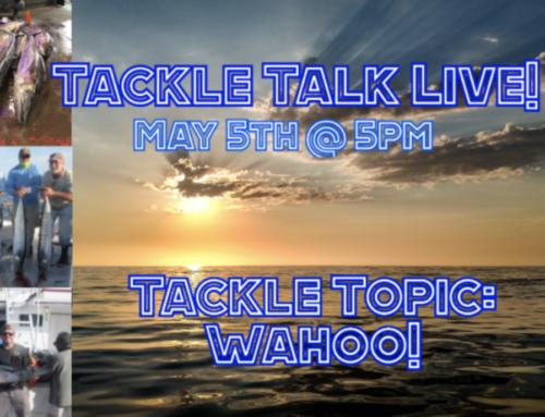 Tackle Talk Live Recap (5/5/2020)