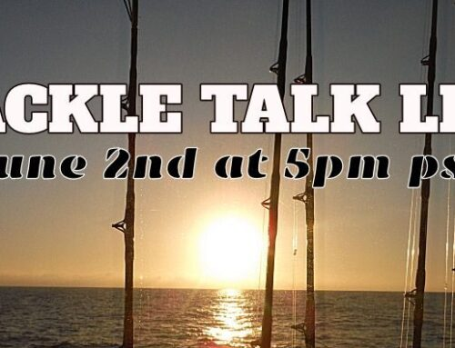 Tackle Talk Live!