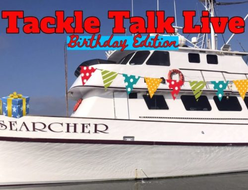 Tackle Tip Live Birthday Edition