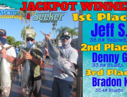 JACKPOT WINNER Trip #4 Seeker