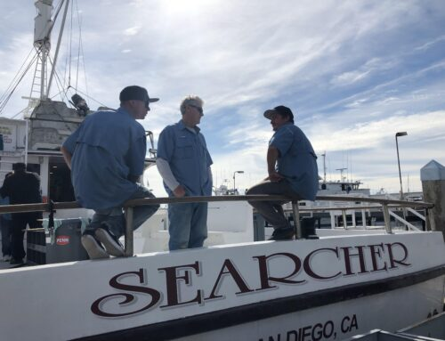 Recap: Tackle Talk Live with Team Searcher